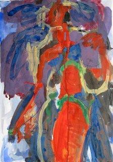 Sie und ihr Schatten, Peter Rademacher