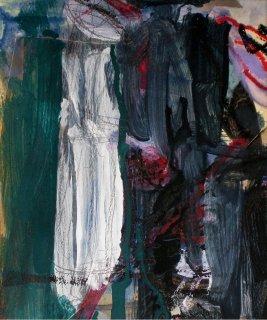 white dressed woman, Peter Rademacher