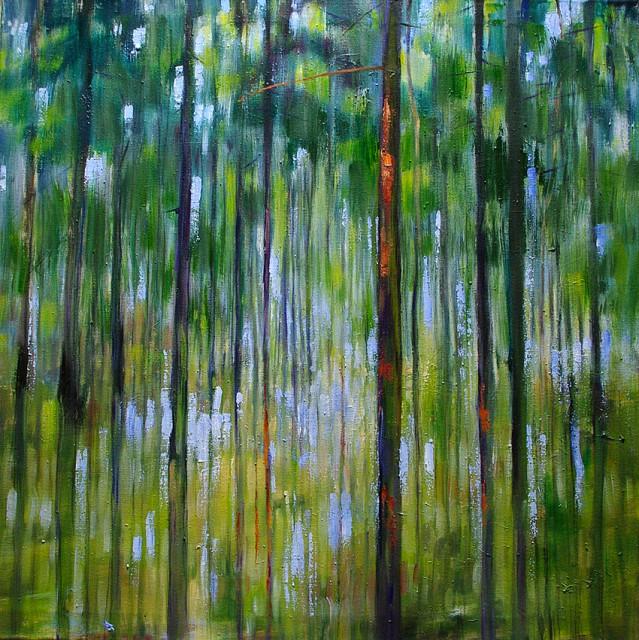 Anita Voigt: Wald