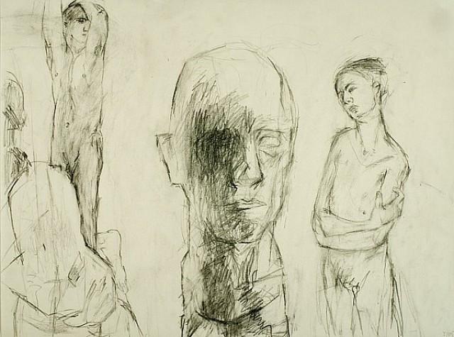 Die Bildhauerin II