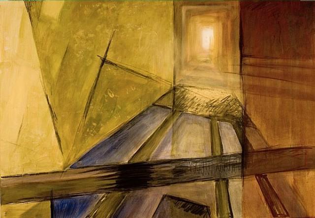 Anita Voigt - Verlassenes Haus