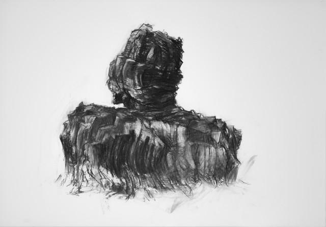 Anita Voigt - Gezeiten / El Hierro I