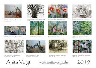 """Illustration zu dem Märchen """"Das Feuer auf dem Berggipfel"""" Bild Nr. 7 von 8, Holzschnitt, Anita Voigt"""