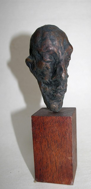 Kopf / Bronze