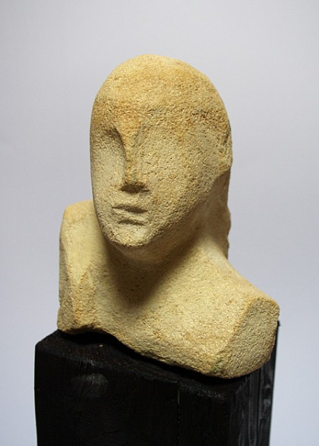 kleiner Kopf / Sandstein 2011