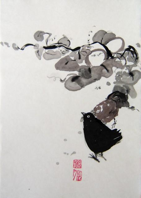Serie Bewegung / Wasser 6071