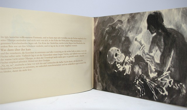 Anita Voigt: Detail aus dem Buch