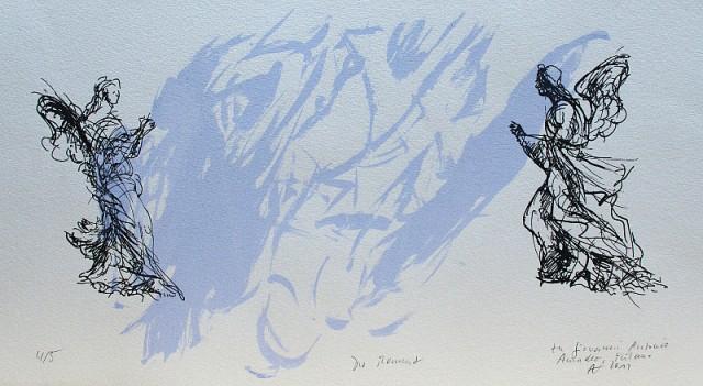 Der Moment / zu Giovanni Antonio Amadeos Skulptur im Castello Milano