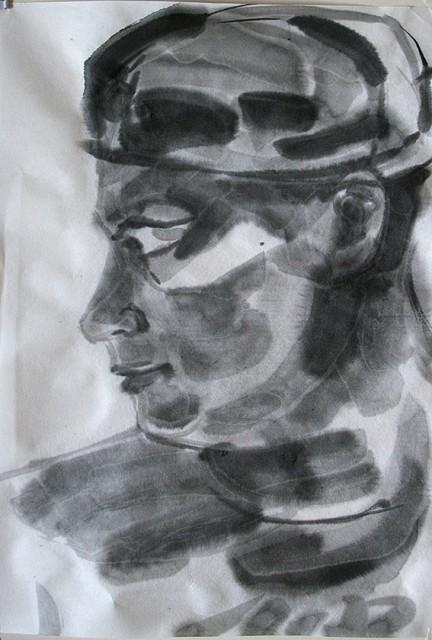 Porträt K.W.