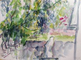 hinterm Atelier II, Anita Voigt