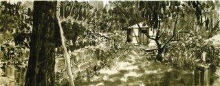 Im Garten, Anita Voigt