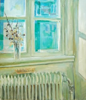 Stille II, Anita Voigt