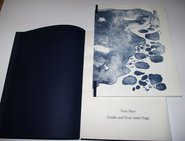 Anita Voigt - Vom Meer, Titel