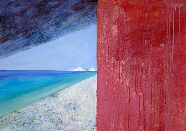 Der rote Obelisk