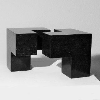 würfel, granit variation2, Otmar Spiss