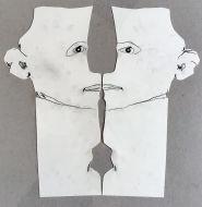 Friedrich Fröhlich - Maske