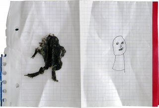 Froschporträt, Friedrich Fröhlich