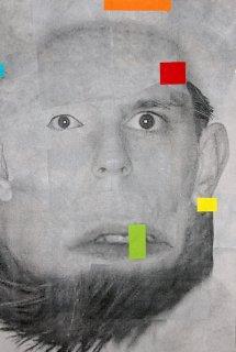 Selbstporträt, Friedrich Fröhlich