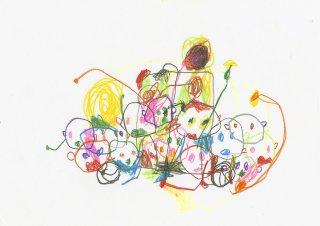Im Bus zur Hochschule der Bildenden Künste Athen, Friedrich Fröhlich