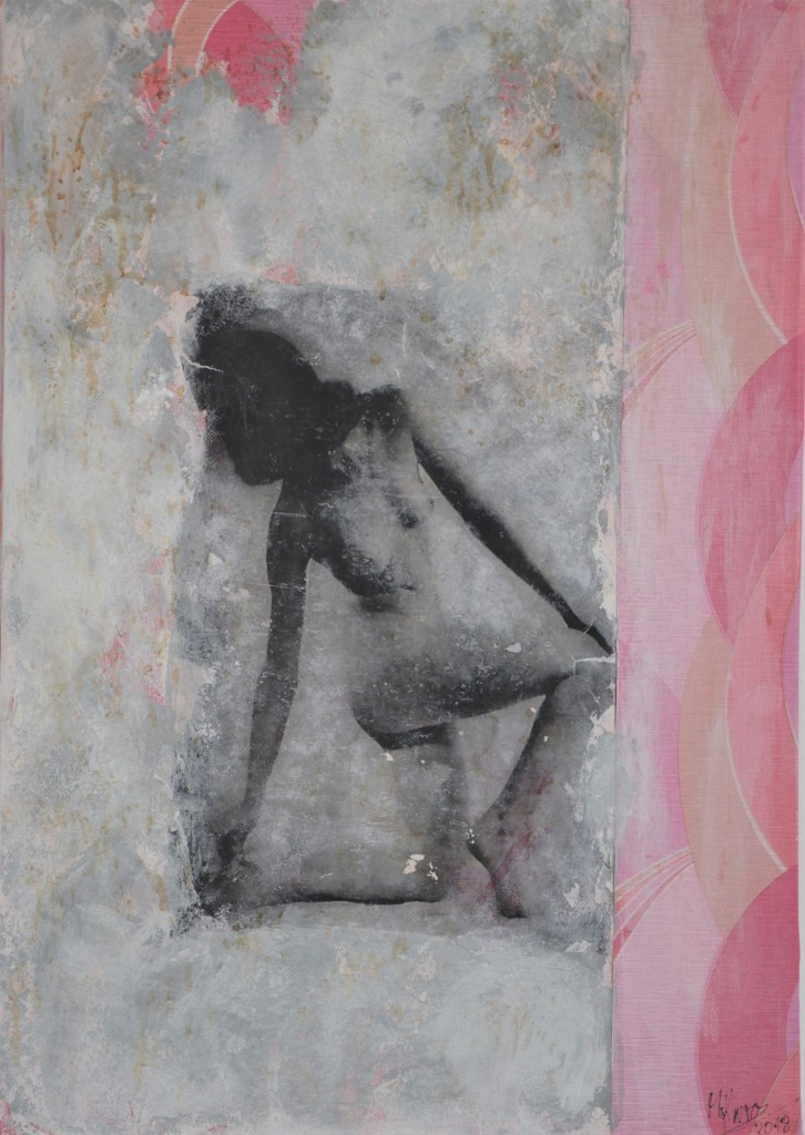 Akt 70ies, Melanie Karaschewski