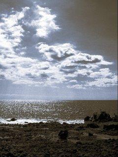 Strand bei Valle Grand Rey 3, Sascha Bernard