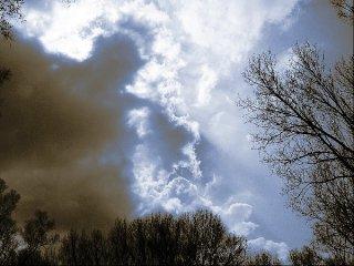 blaue Wolken, Sascha Bernard