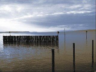 Pfähle im Bodensee, Sascha Bernard