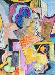 Komposition 11, Wolfgang Bittkau