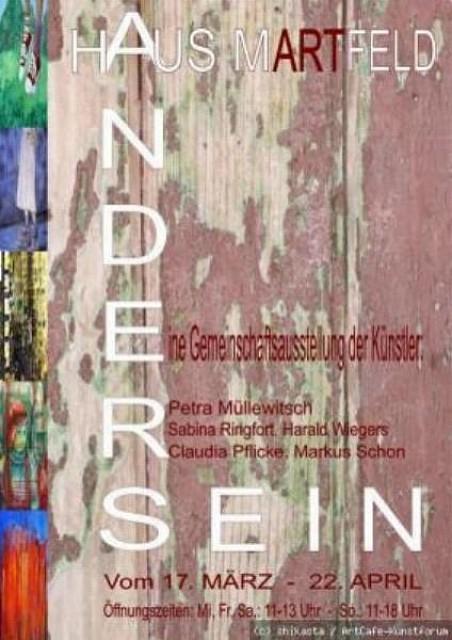 Ausstellung «Anders sein»