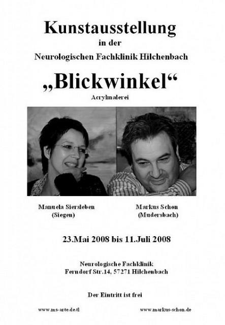 Ausstellung «Blickwinkel»