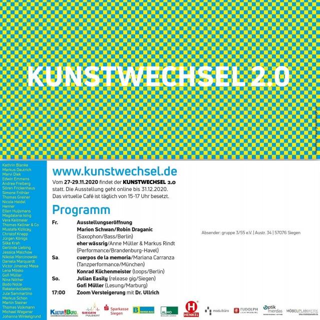 Ausstellung «Kunstwechsel 2.0»