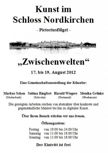 Ausstellung «Zwischenwelten»