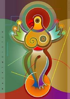 Wonderbird, 2004, Bernd Wachtmeister