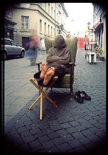 One Minute - Der Mönch, Gerrit Brodmann