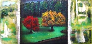 Herbstbäume, Michael Külbel