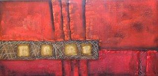 red spatula, Michael Külbel