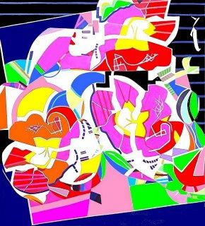 Blumengesteck, Barron Holland