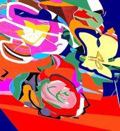 Drei Blumen, Barron Holland