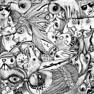 Zeichnung Nr. 7, Michael Schmidt