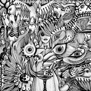 Zeichnung Nr. 2, Michael Schmidt