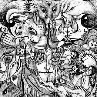 Zeichnung Nr. 4, Michael Schmidt