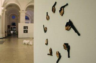 installation, Yushi Kamito