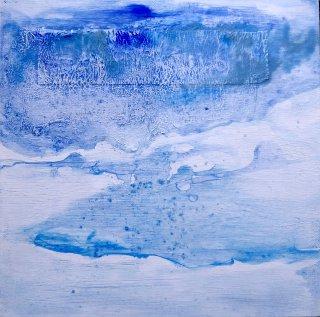 Himmel-Blau, Mechthild Schütz-Frericks