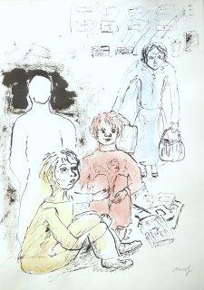 Kindheit I, Mechthild Schütz-Frericks