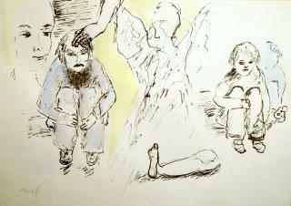 Kindheit II, Mechthild Schütz-Frericks
