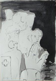 Engel flügellos, Mechthild Schütz-Frericks