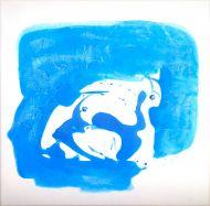 Vögel im Blau, Mechthild Schütz-Frericks