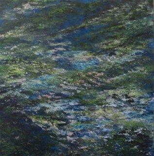 Hommage an Monet, Sigrid Braun-Umbach