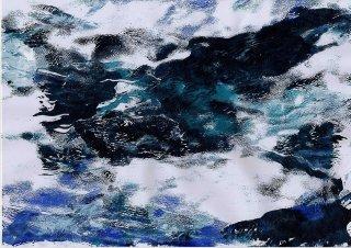 Meer - Meditation 3, Sigrid Braun-Umbach