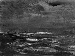 Kleines Meerbild, Sigrid Braun-Umbach